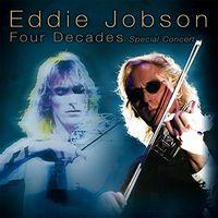 Eddie Jobson - Four Decades (Jpn)