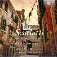 Letizia Calandra - Scarlatti & The Neapolitan