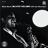 Oliver Nelson - Main Stem (Uk)
