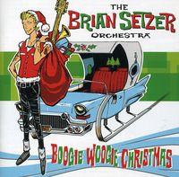 Brian Setzer - Boogie Woogie Christmas