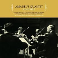 Schubert - Schubert: String Qrts 14 In D Minor & 12 In C Min