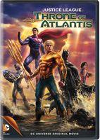 Justice League - Justice League: Throne of Atlantis