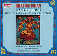 Residentie Orchestra The Hague - Piano Concerto / Masquerade Suite