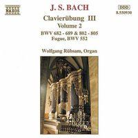 J. RHEINBERGER - Clavierubung Volume 2