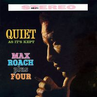 Max Roach - Quiet As It's Kept/Parisian Sketches [Import]