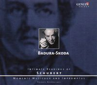 PAUL BADURA-SKODA - Intimate Readings of Schubert