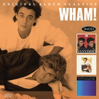 Wham - WHAM!  Original Album Classics