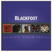 Blackfoot - Original Album Series [Import]