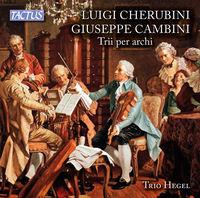Trio Hegel - String Trios