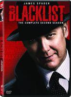 The Blacklist [TV Series] - The Blacklist: The Complete Second Season