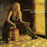 Sass Jordan - Get What You Give [Import]