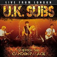 Uk Subs - Live From The Camden Palace