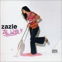 Zazie - Ze Live [Import]