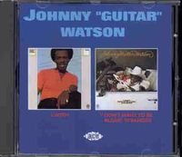 Johnny Watson Guitar - Listen/I Don't Want To Be Alone Stranger [Import]