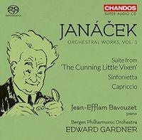 Jean-Efflam Bavouzet - Orchestral Works 1