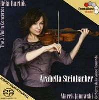 Dvorak/Szymanowski - 2 Violin Concertos (Hybr)