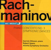 Robert Spano - Piano Concerto No 3 Symphonic Dances