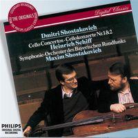 Heinrich Schiff - Cello Concertos 1 & 2