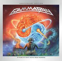 Gamma Ray - Insanity & Genius: 25th Anniversary (Aniv) (Jpn)