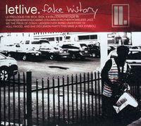 letlive. - Fake History [Digipak]