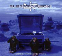 Alberto Rigoni - Three Wise Monkeys