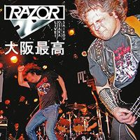 Razor - Osaka Saikou: Live In Japan (Blood Red Vinyl) (Uk)