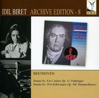 Idil Biret - Archive Edition 8: Piano Sonatas 8 & 29