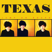 Texas - Jump On Board [LP]