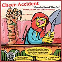 Cheer-Accident - Gumballhead the Cat