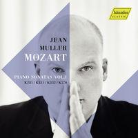 Jean Muller - Complete Piano Sonatas 1