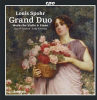 KOLJA LESSING - Works For Violin & Piano
