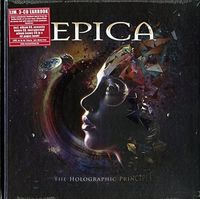 Epica - The Holographic Principle: Earbook [Import]