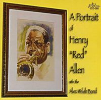 Henry 'Red' Allen - With The Alex Welsh Band