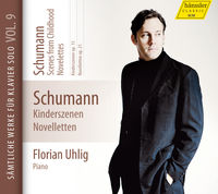 Florian Uhlig - Scenes from Childhood - Novelettes 9