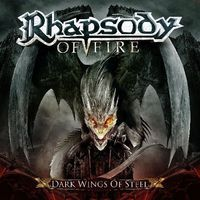 Rhapsody Of Fire - Dark Wings of Steel [Digipak Edition]