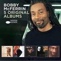 Bobby Mcferrin - 5 Original Albums (Box) (Can)