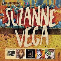 Suzanne Vega - 5 Classic Albums