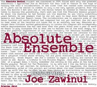 Absolute - Absolute Zawinul