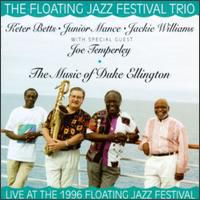 Junior Mance - Floating Jazz Festival Trio: Live 1996