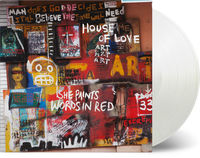 House Of Love - She Paints Words In Red (Hol)