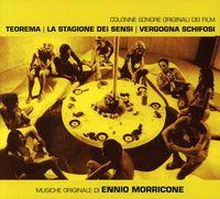 Ennio Morricone Ita - Teorema / La Stagione Dei Sensi / Vergogna Schifos