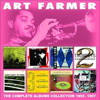 Art Farmer - Complete Albums Collection: 1955-1957
