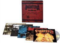 Pantera - The Complete Studio Albums 1990-2000 [CD Box Set]