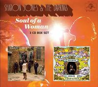 Sharon Jones & The Dap-Kings - Soul Of A Woman [Deluxe 3CD]