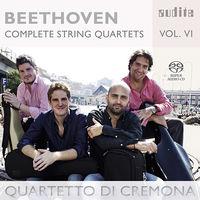 Quartetto di Cremona - Beethoven: Complete String Quartets 6
