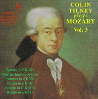 Colin Tilney - Colin Tilney Plays Mozart 3