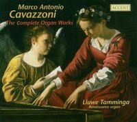 Tamminga - Organ Recital: Tamminga, Liuwe - Cavazzoni, M.a. / Fogliano, J. / Segni, G. / Veggio, C.