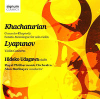 Hideko Udagawa - Concerto-Rhapsody & Sonata-Monologue for Solo