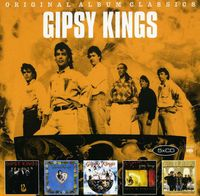 Gipsy Kings - Gipsy Kings/Mosaique/Este Mundo/Love & Liberte/Est [Import]