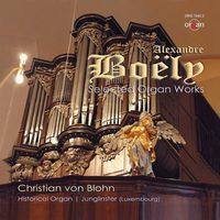 A Boely PF - Selected Organ Works:14 C